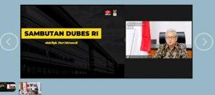 Songsong Indonesia Emas 2045, KBRI Tokyo dan PPI Jepang Gelar Webinar Nasional