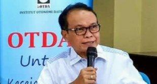 Prof Djo : Mahar Politik Pilkada Itu Dilarang