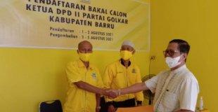 Rapat Persiapan Musda Golkar Kab Barru Ricuh, Panitia Diduga Dapat Tekanan Dari TP Untuk Meloloskan Mudassir