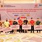 Ditjen Hubdat Gelar Puncak Acara Pekan Keselamatan Jalan 2021 Di Sulawesi Utara