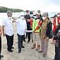 Dirjen Hubdat Tinjau Progres Dua Pembangunan Pelabuhan Penyeberangan di Bali