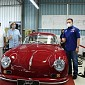 KunjungiTuksedo Studio Bali, Bamsoet Dukung Industri Restorasi Mobil Klasik