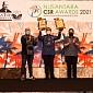 Konsisten Implementasi ESG, Pertamina Borong Penghargaan Nusantara CSR Award