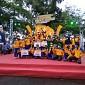 Provinsi Banten Juara Umum Pekan Olahraga Tradisional Nasional VIII Tahun 2021