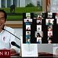 Di Hari Anak Nasional 2021, Presiden Jokowi Minta Anak Indonesia Tetap Semangat Belajar Meski Tidak Di Sekolah